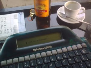 Alphasmart - The Ultimate Writing Tool