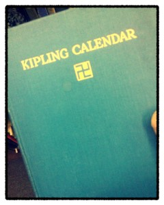"Kipling and his ""swastika"""