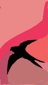 I'm still fairly obsessed with trying to draw swifts