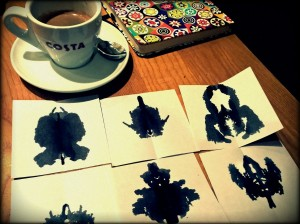 Rorschach and Coffee